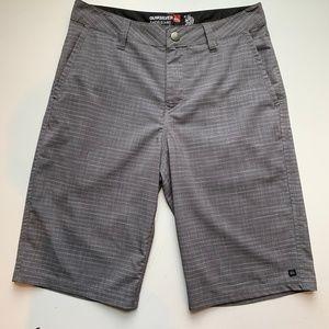 Quicksilver Boys Amphibian Shorts Size 26 or 12